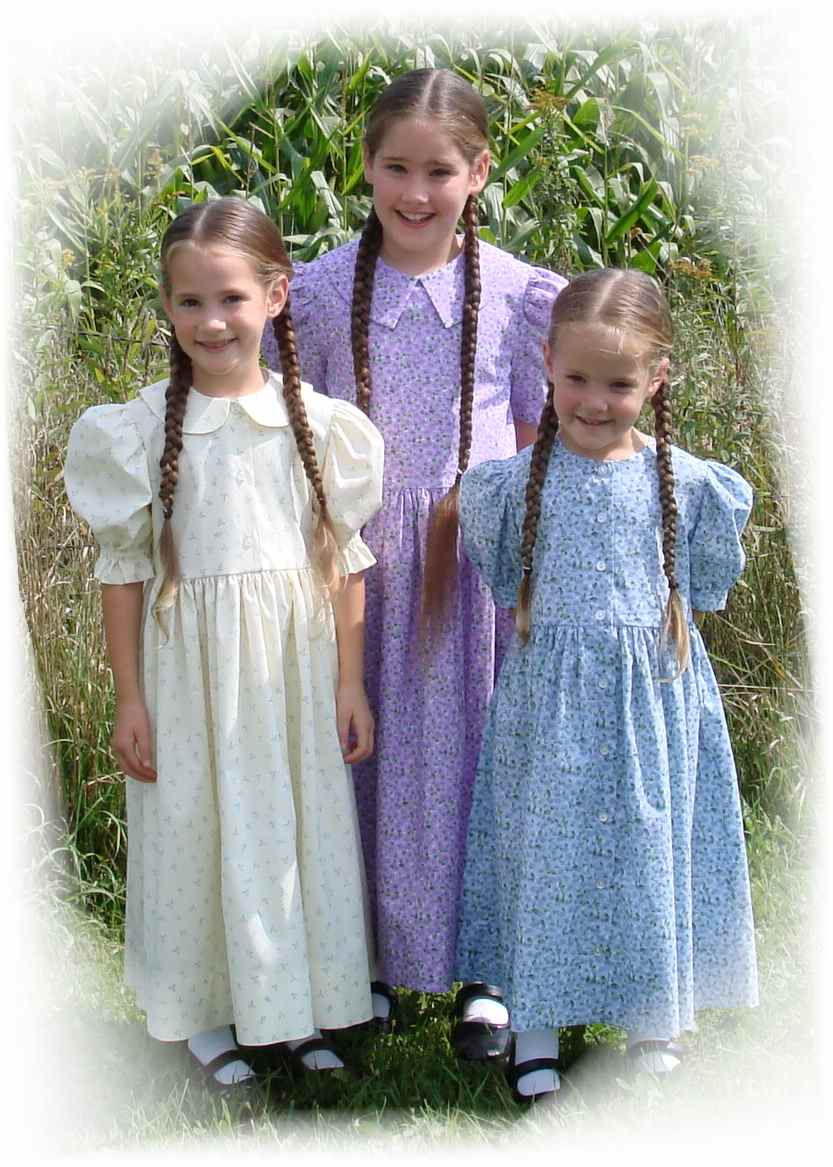 Modest amp simple sewing patterns by the king s daughters dress